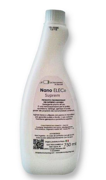 SUPREM Elec Nano Detergente